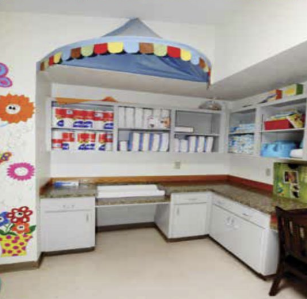 Baby room square