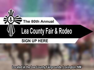 The 80th Annual Lea County Fair & Rodeo